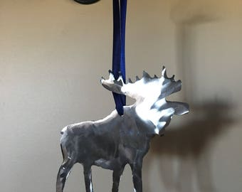 Handmade Ornament-Moose