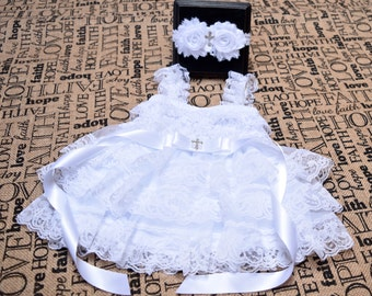 Baptism Dress, Christening Dress, Baptism Outfit Girl, Baptism Dresses, Baptism Dress for Baby Girl, Baby Girl Baptism Dress, Baptism