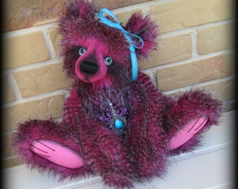 BELARIUS - Lanky 21IN artist Bear ePATTERN by Emma's Bears