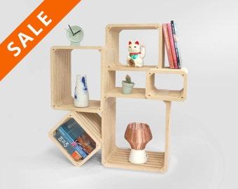 Parallel Shelving Furniture   Multi Functional   Custom Shelving   Modern    Bookshelf   Bookcase