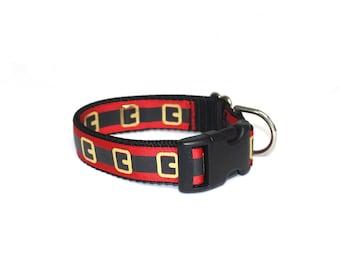 Santa's Belt Collar