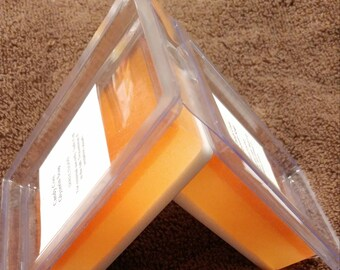 Candy Corn Glycerin Soap - Discount soap - Imperfect-