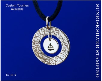 Sailboat Necklace Sterling Silver Sailing Pendant Necklace Nautical Necklace Boat Jewelry Sailing Jewelry
