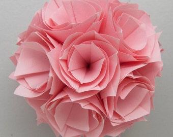 Baby Pink Flower Ball