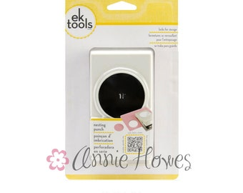 1.75 inch Circle Paper Punch by EK Tools.