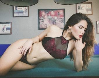 Bra halter lingerie
