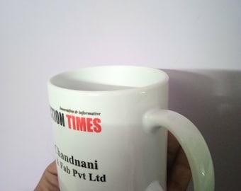Custom Mug With Name - Your Print & Design