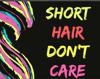 Hair Salon Marketing Social Media Signs
