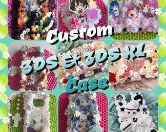 Custom 3DS & 3DSXL Cases