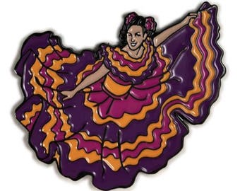 Folklórico  (purple)