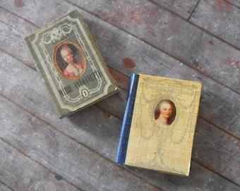 Miniature Marie Antoinette Books