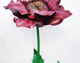 Giant Flower - Flower Decor - Wedding Decor - Window Display Decoration - Wedding PhotoZone
