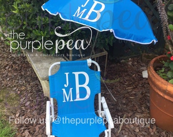 More Colors. Monogrammed Kids Chair ...