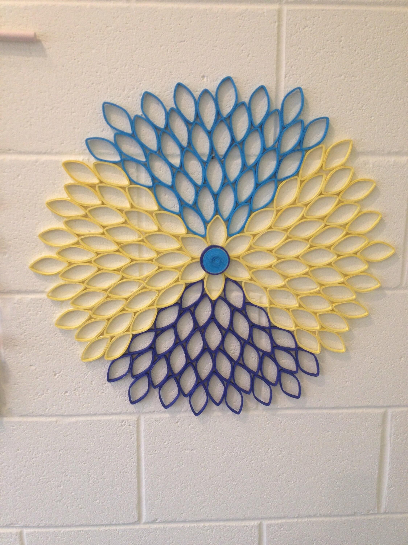 Enchanting Three Dimensional Wall Art Illustration - Wall Art ...