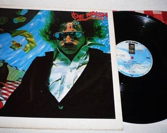 Joe Walsh-but seriously, folks-Asylum Records as 53081-vinyl record LP