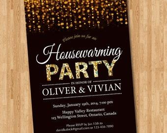 housewarming invitation background