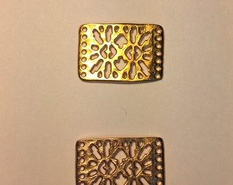 Metal bracelet spacer