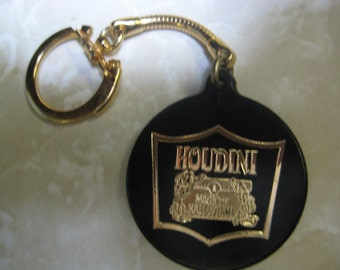 HOUDINI KEYCHAIN owned by Dunninger from Magical Hall of Fame