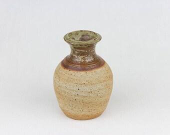 Vintage Vase / Decor Vase Bladon Graham Piggot / Pottery Vase/  1995 / Home Decor Vase / Flower Vase