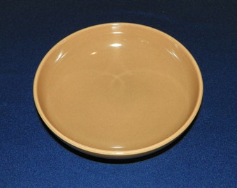 Russel Wright Iroquois Casual China NUTMEG 8 Inch Vegetable Bowl, Large Serving Bowl, Fruit Bowl, Salad, Side Dishes