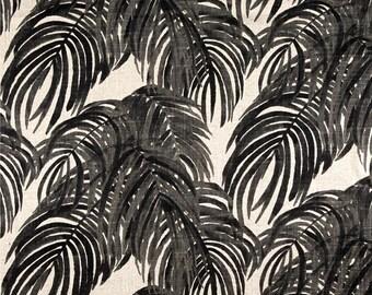 Designer Pillow Cover - Lumbar, 16 x 16, 18 x 18, 20 x 20, 22 x 22, Euro - LF Palm VCC-  Granite