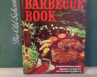 Better Homes and Gardens Vintage Barbecue Book