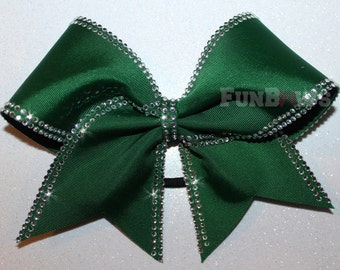 Beautiful Classic  Allstar Cheer Bow by FunBows !