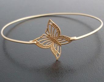 Lace Design Butterfly Bracelet, Butterfly Bangle, Butterfly Jewlery, Bridesmaid Bangle, Bridesmaid Gift, Bridesmaid Bracelet, Wedding Bridal