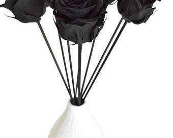 Frost Black Rose Fragrance Diffuser by MelroseFields