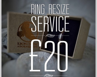 Ring Re-Sizing Service