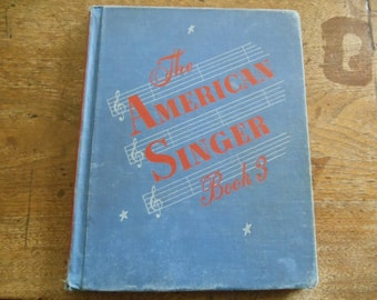 Book, The American Singer, Book Three 1944