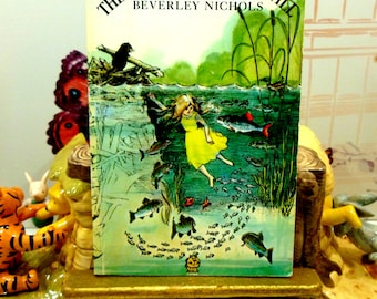 The Stream that Stood Still Beverley Nichols Childrens Classic Vintage Fontana Lions Paperback