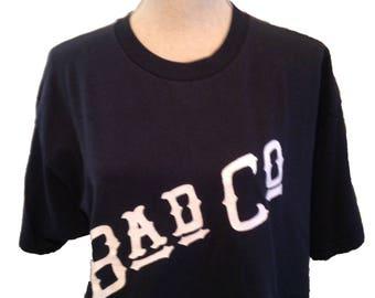 Vintage Bad Company Known Associate 90s Tshirt
