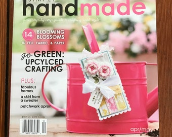 Simply Handmade April/May Issue