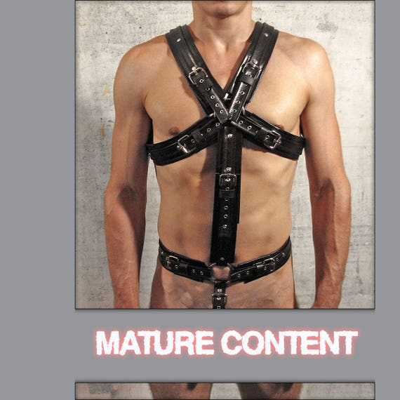 how to make a body harness