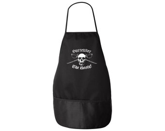 Pirate Apron - Surrender the Booty