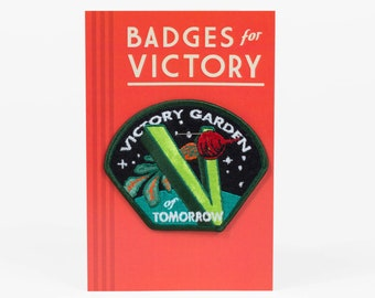 VGoT embroidered badge
