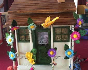 """Madame Alexander,  Wizard of Oz  - """"There's No Place Like Home"""" Doll House"""
