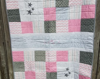 Twinkle Twinkle Little Star- quilt