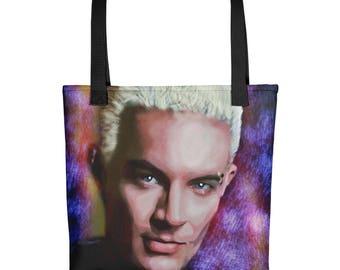 Buffy The Vampire Slayer: Spike Tote bag