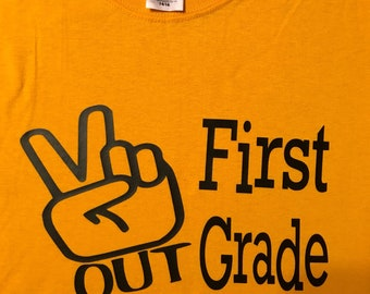 End of year shirt