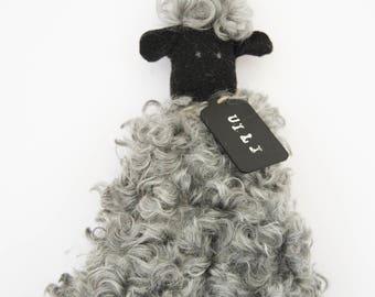 Sheep toy, Gotland sheep, Toy, Cuddly toy,