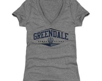 Community Women's Shirt | Greendale Community College Women's V-neck | Greendale Human Beings