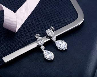Wedding Earrings Etsy SG