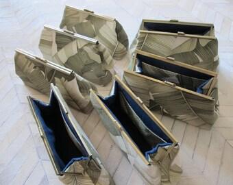 custom Bridesmaid Clutch set