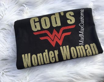 God's Wonder Woman