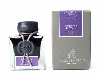 Jacques Herbin 1798 Améthyste de L'Oural - Fountain Pen Ink