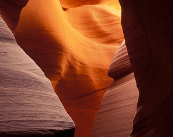 Landscape Photography - Antelope Canyon near Page, AZ