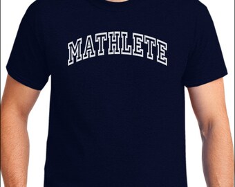 Mathlete T-Shirt Math Club Shirt