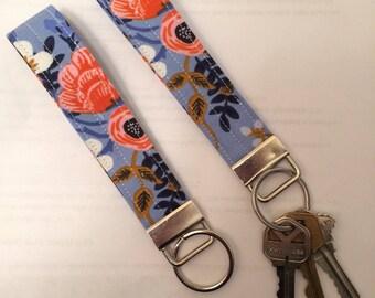 Fabric Key Fob